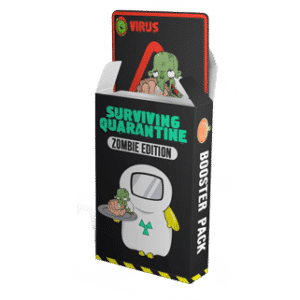 ZOMBIE EDITION BOOSTER PACK – PREORDER